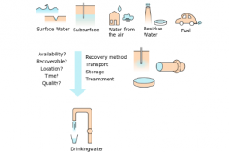 Use of alternative drinking water sources demands close collaboration within the water system