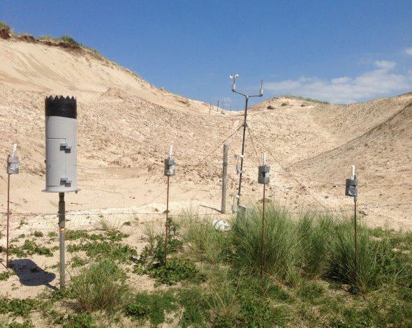 Amsterdam water supply dunes