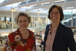 Jantienne van der Meij and Anne Mathilde Hummelen, joint directors TKI Water Technology