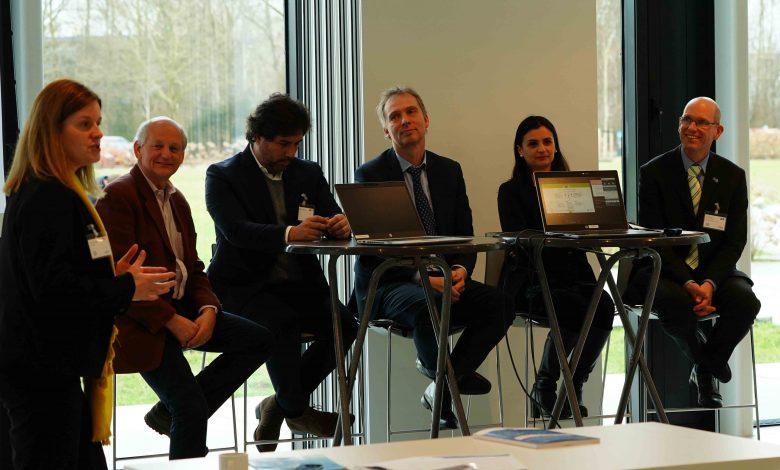 De paneldiscussie onderstreepte onder meer de complexiteit van waterveiligheid