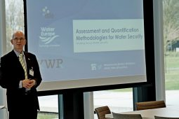 Quantitative assessment of water security in sight