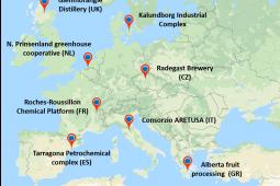 Europese samenwerking bevordert symbiose tussen industrie en waterbedrijven