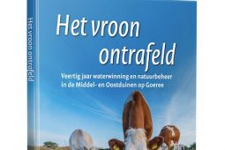 "KWR collaborated on the book ""Het vroon ontrafeld"""