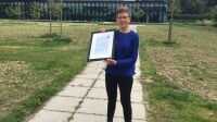 Margo van der Kooi wint Willem Koerselmanprijs 2019