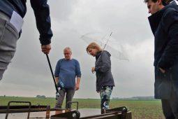 W orking visit to Zeeland by Minister Van Nieuwenhuizen
