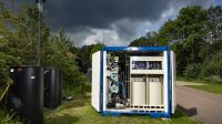 CoRe pilot underway in Roermond: the next generation of wastewater treatment