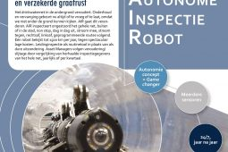 Autonome Inspectie Robots gamechanger assetmanagement