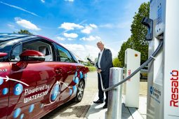 Covenant on hydrogen in mobility for the province of Utrecht signed by more than 80 parties