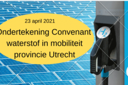 KWR signs Covenant on hydrogen in mobility – Province of Utrecht