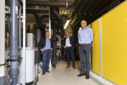 KWR starts with innovative water reuse in its own building